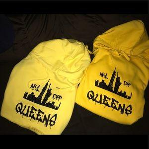 Custom Queens NY Hoodies